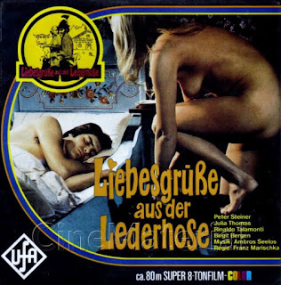 Liebesgrüße aus der Lederhos'n (1973)