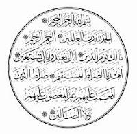 Makna Surat Al-Fatihah