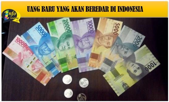 NEW!! Foto, Gambar, Nama Pahlawan Uang Baru Rupiah NKRI