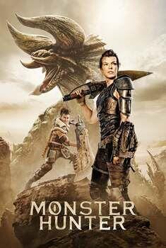 Monster Hunter Torrent - BluRay 720p/1080p Dual Áudio