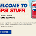 Pepsi Caps Now Have Codes on Them