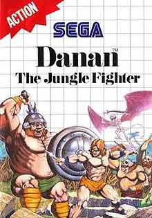 Jogue Master System Danan jungle fighter online grátis