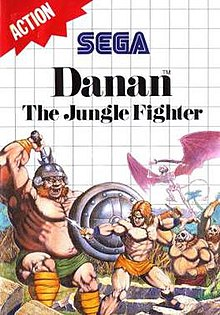 Danan - The Jungle Fighter