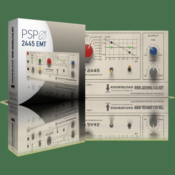 PSP 2445 EMT v1.3.8 Full version