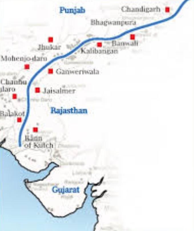 सरस्वती नदी का इतिहास ( hindu )