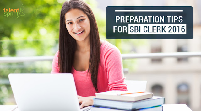 How to prepare for SBI Clerk Exam 2016 in 2 months