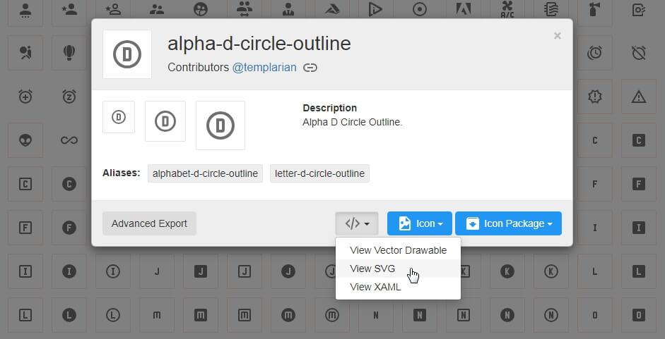 Cara Memasang Icon SVG untuk Mempercepat Loading