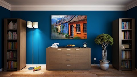 Guide To Displaying Art In Your New Home