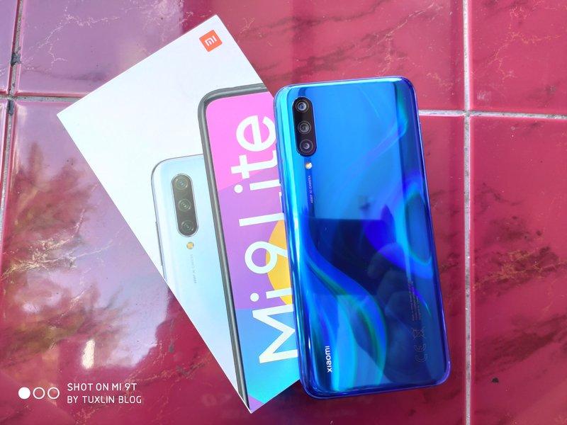 Performa Xiaomi Mi 9 Lite