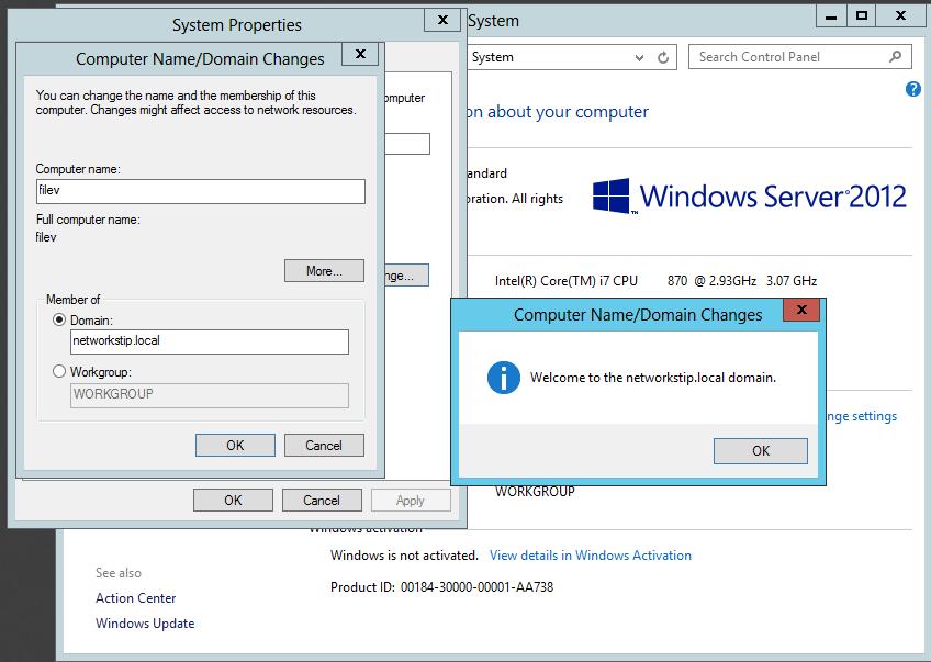 Windows Server 2012 Remote Desktop Service RDWeb Remote App