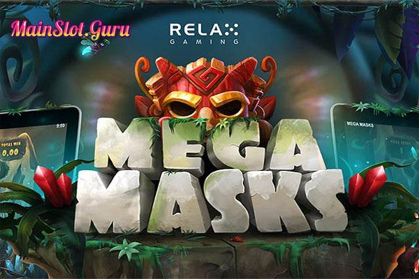 Main Gratis Slot Mega Masks Relax Gaming