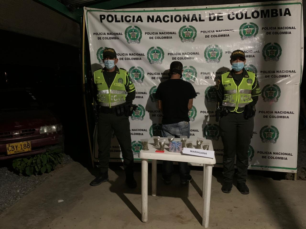 hoyennoticia.com, Capturadas cuatro personas en La Guajira