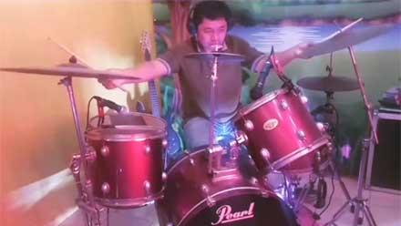 Mantan Drummer Terbaik Jateng & DIY, Toto