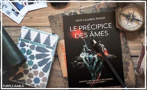 PurpleRain Livre : Le précipice des âmes • Jack-Laurent Amar
