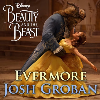 beauty and the beast soundtracks-josh groban-evermore