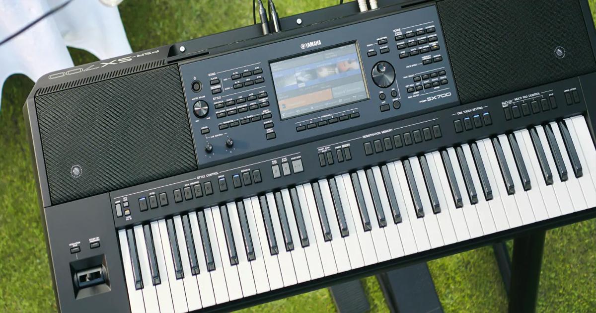 chơi đàn Organ thường không cần chọn loại đàn nào quá cao cấp