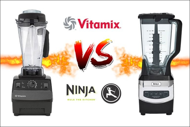 Astonishing Ninja Ultima Blender Bl810 Vs Vitamix Home Interior And Landscaping Mentranervesignezvosmurscom