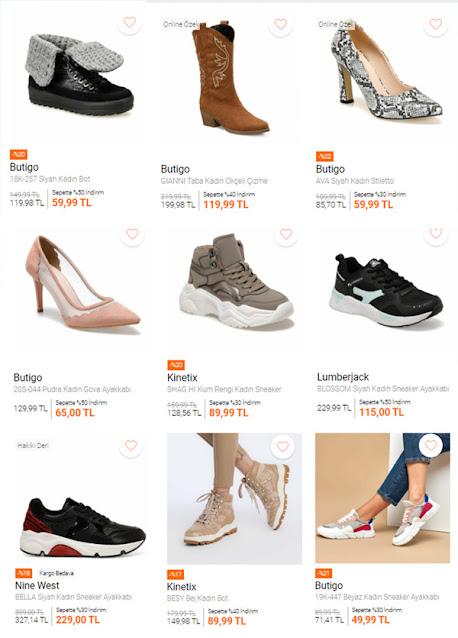 تخفيضات ماركة FLO للأحذية النسائية 2021