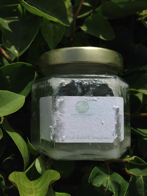 Eden's Choice Body Scrub packaging - www.modenmakeup.com