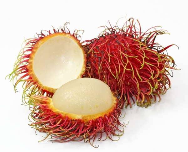 فاكهة الرامبوتان
