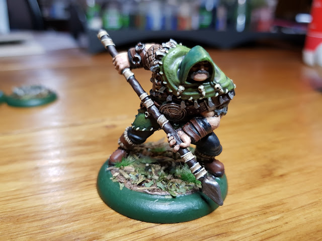 Random Nerdery - Guild Ball - Hunters - Hearne
