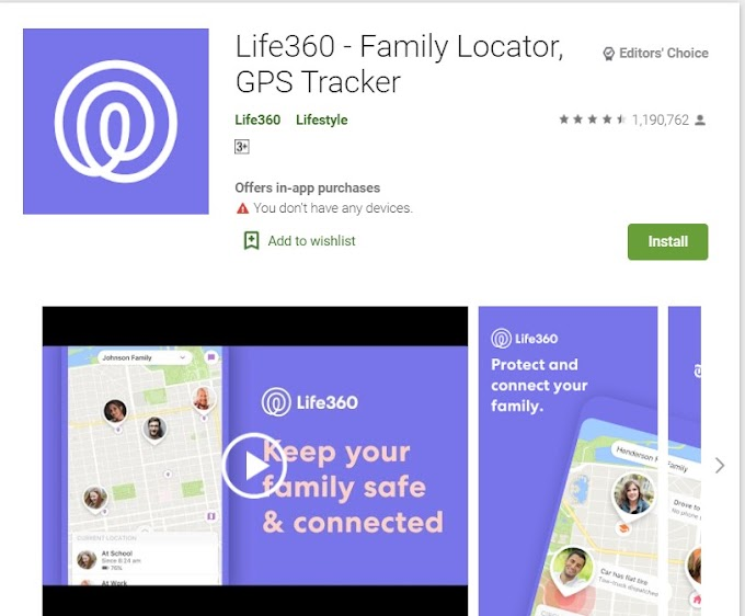 Life 360-Family Locators App Download