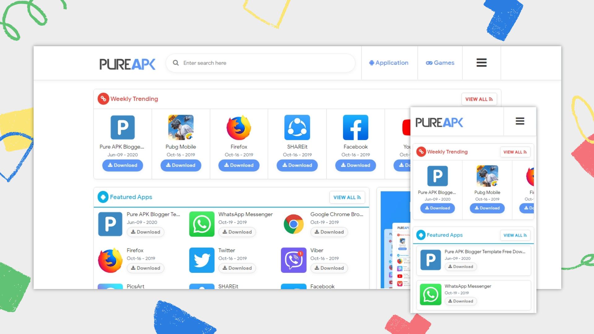 pure-apk-blogger-template
