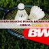BWF Bekukan Ranking Pemain Badminton Dunia Kerana COVID-19