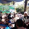 Jajaran Polda Sulsel, Berbagi Dagung Qurban di Hari Raya Idul Adha 1440-H