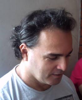 Escritor e poeta Maximiliano da Rosa
