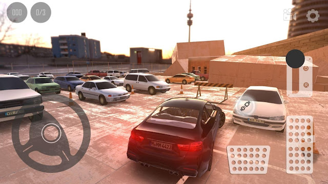تحميل لعبة Real Car Parking 2017 Street 3D مهكرة للاندرويد (اخر اصدار)