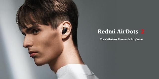 Xiaomi Redmi Airdots 2 a grande preço!
