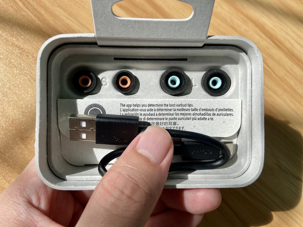 Sony WF-1000XM4 Accessories