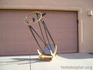 amatör teleskop yapımı nasıl yapılır?