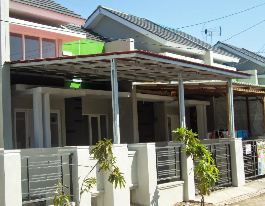 1010+ Gambar Desain Teras Rumah Baja Ringan Gratis Terbaik Download