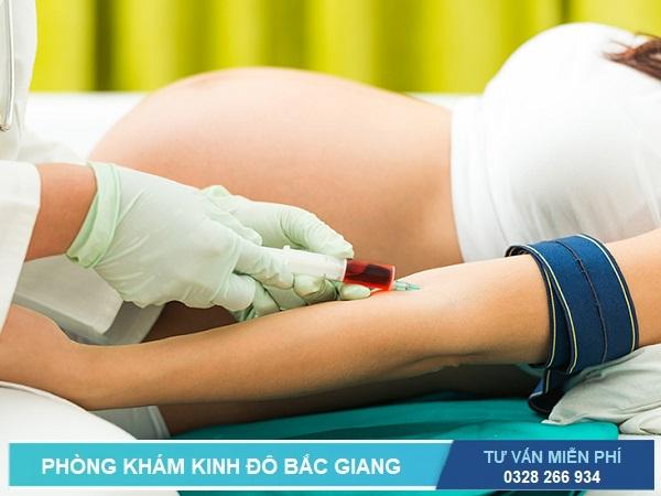 Mang thai nên xét nghiệm RPR tránh mắc bệnh giang mai