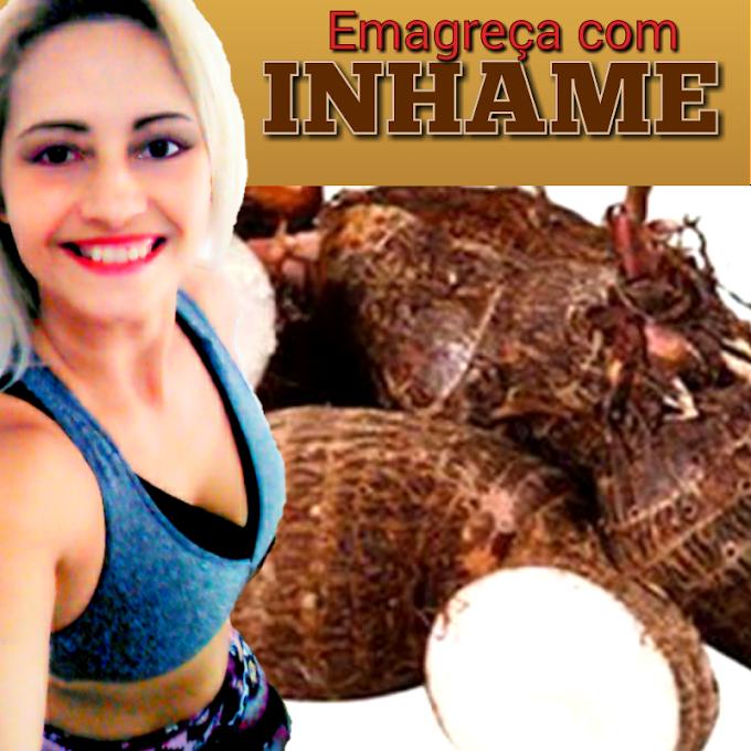 Raízes  Comestíveis- Inhame