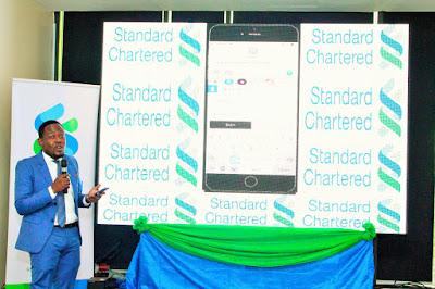 picha: Benki ya Standard Chartered yaleta bidhaa mpya ya SC Keyboard