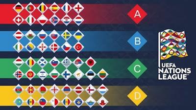 UEFA National League, Kompetisi Liga Terbaru Antar Negara di Benua Eropa www.guntara.com
