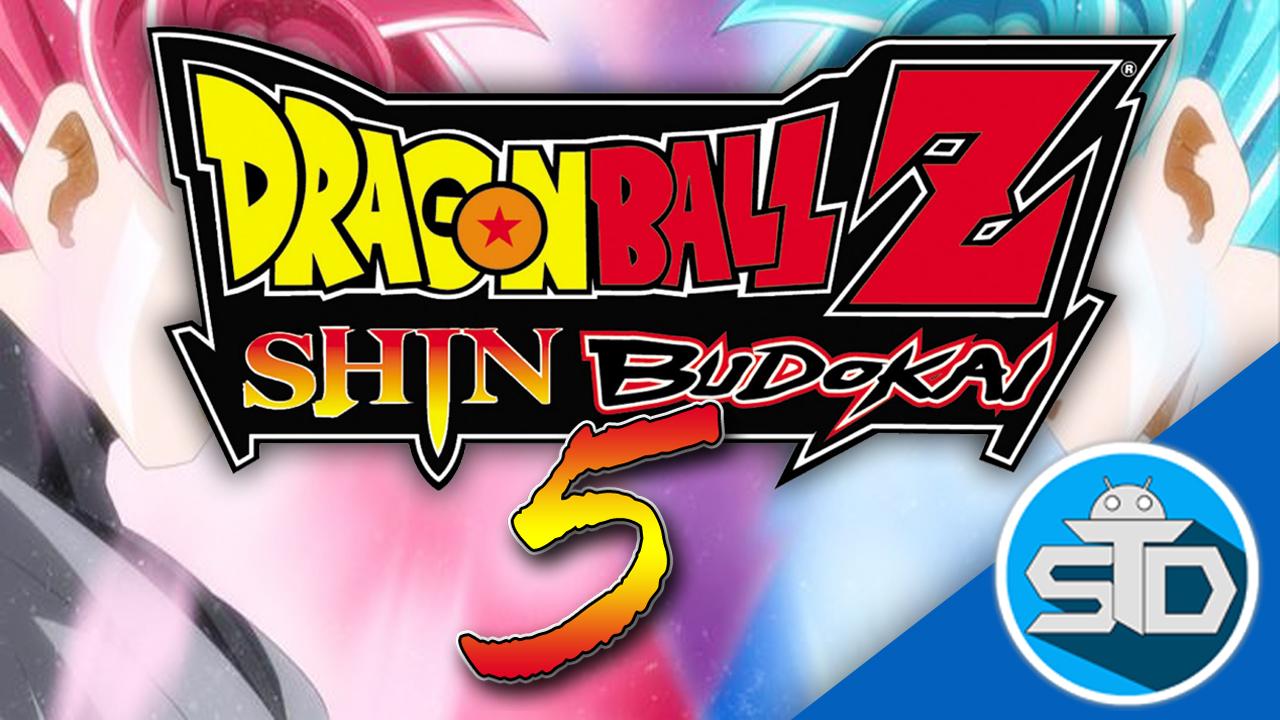 Descarga Dragon Ball Z Shin Budokai 5 MOD Para Android
