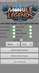 Game VIP ML