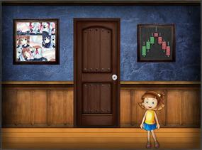 AmgelEscape - Kids Room Escape 43