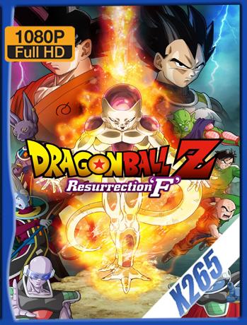 Dragon Ball Z: Fukkatsu No F [2015] 1080P Latino [X265_ChrisHD]