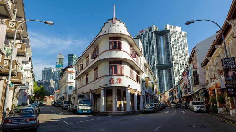 Tempat Instagramable di Singapura