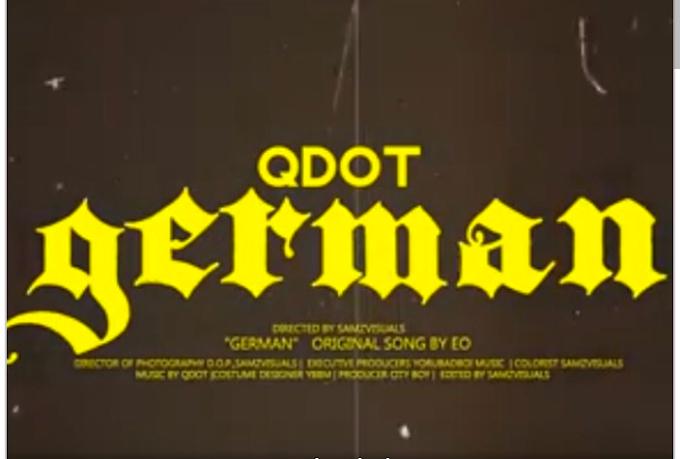 [MUSIC+VIDEO]Qdot_German