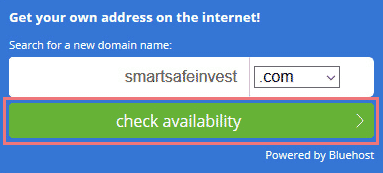 Check your domain