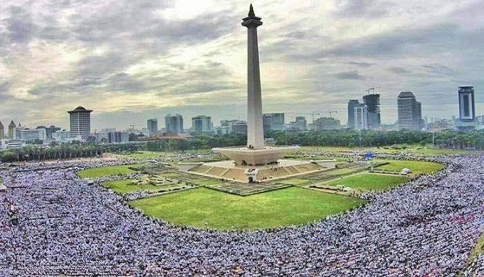 Berubah Jadi Aksi Mujahid 212 Selamatkan Negeri, Panitia Parade Tauhid Ungkap 4 Alasan Kuat