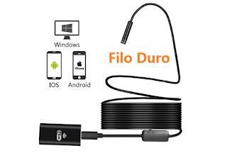 wifi endoscopica telecamera duro