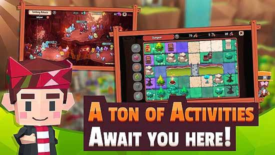 Fantasy Town Mod Apk Download