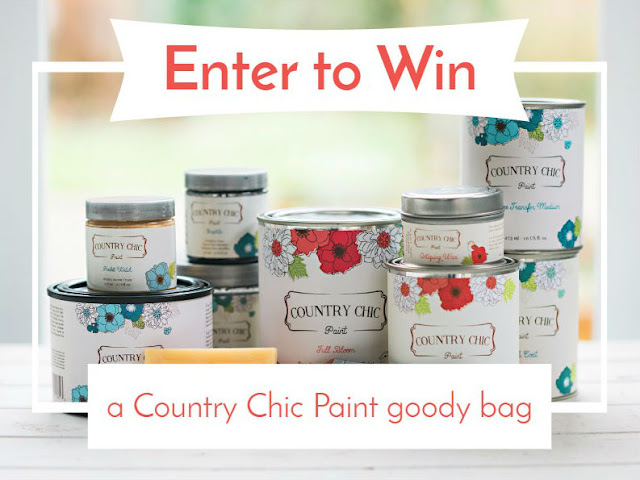 country chic paint, giveaway, furniture flipping, painted furniture examples, diy painted furniture